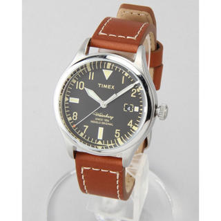 63b9f2b877 タイメックス(TIMEX)のタイメックス ウォーターベリー レッドウィングシューレザー 38 TIMEX(腕時計