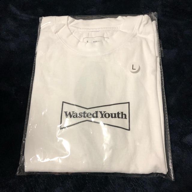 BABYLONE(バビロン)のLサイズ Wasted Youth x UNION Logo T-Shirt メンズのトップス(Tシャツ/カットソー(半袖/袖なし))の商品写真