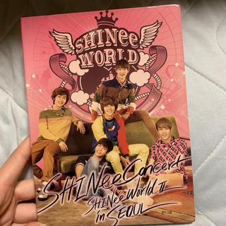 シャイニー(SHINee)のshinee world(K-POP/アジア)
