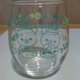 バンダイ(BANDAI)のリラックマ・グラス(グラス/カップ)