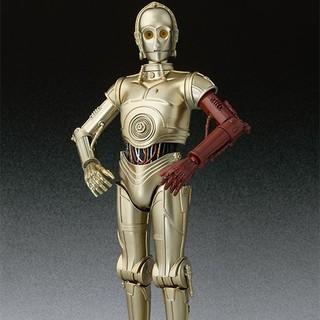 BANDAI - ○【新品未開封】S.H.フィギュアーツ C-3PO タマシイ コミ魂限定商品