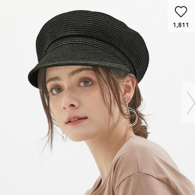 GU(ジーユー)のGU/ジーユー♡今期大人気!マリンキャップ レディースの帽子(キャップ)の商品写真