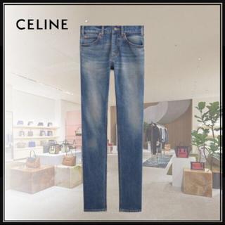 セリーヌ(celine)のCELINE 19ss ローウエスト スキニーパンツ(デニム/ジーンズ)
