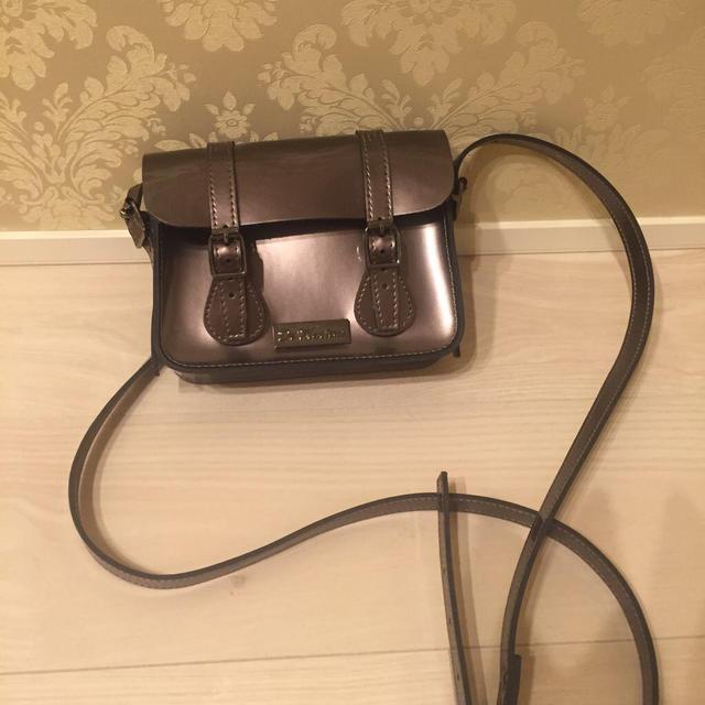 Dr.Martens(ドクターマーチン)のドクターマーチン♡ミニサッチェルバッグ レディースのバッグ(ショルダーバッグ)の商品写真