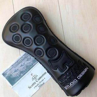 スコッティキャメロン(Scotty Cameron)のヘッドカバー FW用  S.C. スコッティドッグ        【新品未使用】(その他)