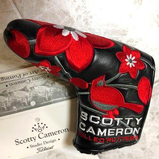 スコッティキャメロン(Scotty Cameron)のパターヘッドカバー SCOTTY CAMERON J-Only  【新品未使用】(その他)