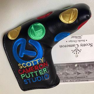スコッティキャメロン(Scotty Cameron)のパターヘッドカバー  SCOTTY CAMERON サークルT  【新品未使用】(その他)