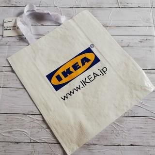 イケア(IKEA)の新品IKEAエコバッグ ホワイト クラムビー(エコバッグ)