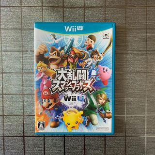 Wii U - 大乱闘スマッシュブラザーズ for Wii U