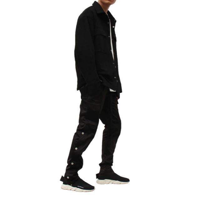 FEAR OF GOD(フィアオブゴッド)のURKOOL ULTRASUEDE SHIRT JACKET メンズのジャケット/アウター(ブルゾン)の商品写真