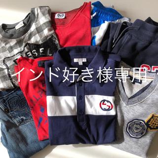 グッチ(Gucci)のインド好き様専用  グッチ 子供服 男の子 まとめ売り(Tシャツ/カットソー)