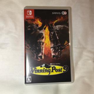 Nintendo Switch - ウイニングポスト9 任天堂switch用