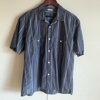 GU - オープンカラーシャツ Lサイズ
