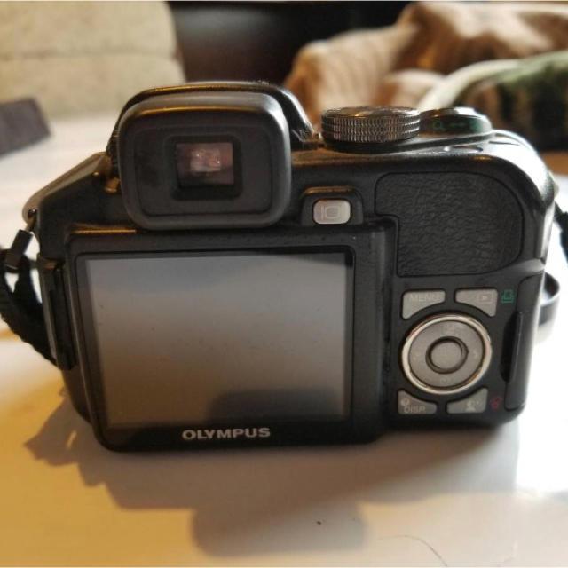 OLYMPUS(オリンパス)のオリンパス OLYMPUS CAMEDIA SP-560UZ スマホ/家電/カメラのカメラ(デジタル一眼)の商品写真