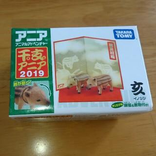 タカラトミー(Takara Tomy)のアニア   干支アニア 2019 亥(その他)