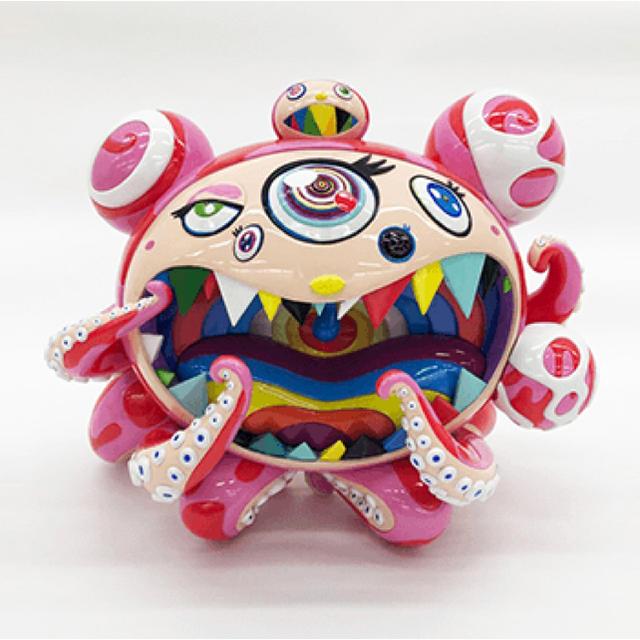 村上隆 DOBtopus B BAIT フィギュア Zingaro dob エンタメ/ホビーのおもちゃ/ぬいぐるみ(キャラクターグッズ)の商品写真