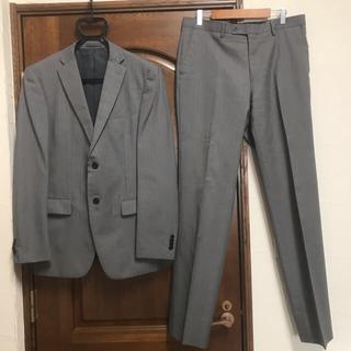 エービーエックス(abx)のabx エービーエックス スーツ ジャケット セットアップ グレー ストライプ(セットアップ)