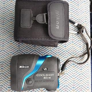 ニコン(Nikon)のNIKON クールショット レーザー距離計 中古(その他)