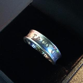 ティファニー(Tiffany & Co.)のティファニー リング 22号 (リング(指輪))