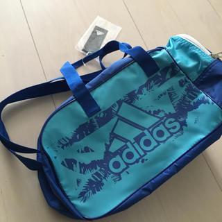 アディダス(adidas)のアディダス 水着袋 肩掛けバッグ(水着)