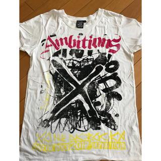 ワンオクロック(ONE OK ROCK)のワンオク  ライブTシャツ(Tシャツ/カットソー(半袖/袖なし))