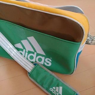 アディダス(adidas)のアディダス adidas エナメルバッグ(その他)