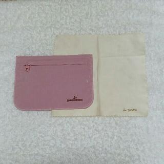 ミキモト(MIKIMOTO)の田崎真珠 TASAKI  布 お手入れクロス ポーチ(その他)