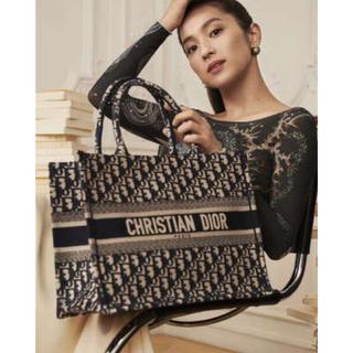 クリスチャンディオール(Christian Dior)のブックトートミニ(トートバッグ)