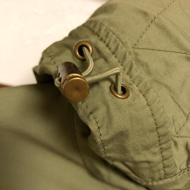 GU(ジーユー)のモッズコート(GU)新品・未使用 レディースのジャケット/アウター(モッズコート)の商品写真