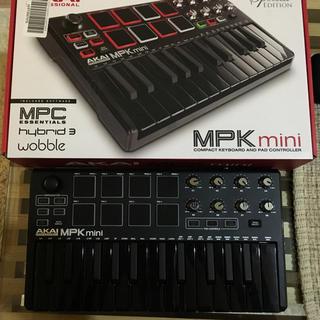 AKAI MPK Mini MK2 ブラック【数量限定版】(MIDIコントローラー)