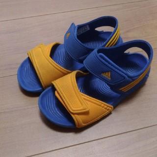 アディダス(adidas)のアディダス 20センチサンダル(サンダル)