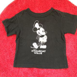 ユニクロ(UNIQLO)のUT ミッキー Tシャツ 100(Tシャツ/カットソー)