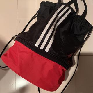 adidas - アディダス プールバッグ