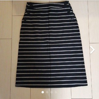 ドゥファミリー(DO!FAMILY)のドゥファミリーボーダースカートS(ひざ丈スカート)