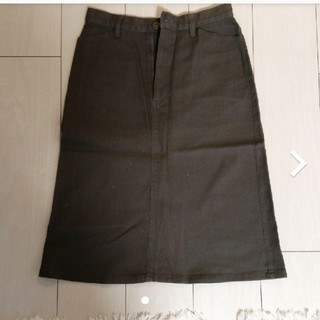 ドゥファミリー(DO!FAMILY)のドゥファミリー タイトスカートS(ひざ丈スカート)