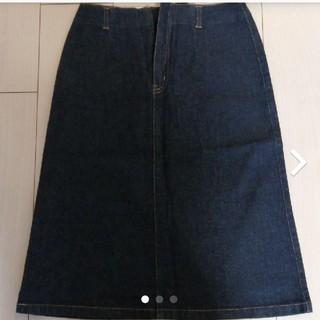 ドゥファミリー(DO!FAMILY)のドゥファミリー デニムスカートS(ひざ丈スカート)