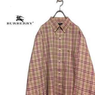 バーバリー(BURBERRY)のBURBERRY バーバリー ノバチェック シャツ(シャツ)