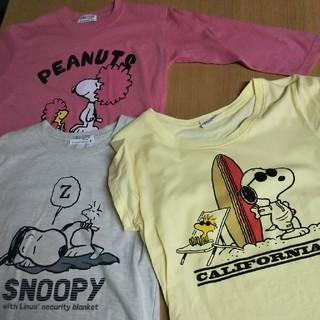 スヌーピー(SNOOPY)のスヌーピーTシャツ 5枚(Tシャツ(半袖/袖なし))