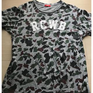 ロデオクラウンズワイドボウル(RODEO CROWNS WIDE BOWL)のロデオクラウン訳ありTシャツ(Tシャツ/カットソー(半袖/袖なし))