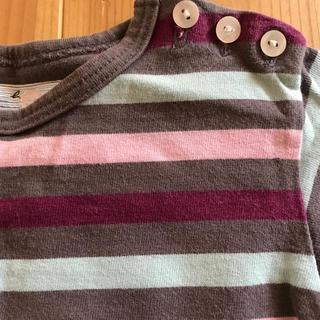 アニエスベー(agnes b.)のアニエスb マルチボーダーTシャツ 1an(Tシャツ)