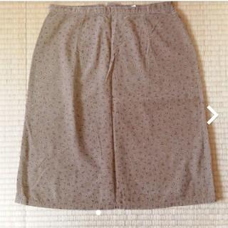 ドゥファミリー(DO!FAMILY)のドゥファミリー コーデュロイタイトスカートM(ひざ丈スカート)