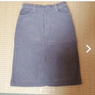 ドゥファミリー(DO!FAMILY)のドゥファミリー コーデュロイタイトスカートS(ひざ丈スカート)