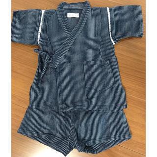 913197e1f730d 子供 甚平 浴衣(男の子)(ストライプ)の通販 72点(キッズ ベビー ...