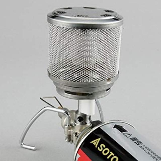 新富士バーナー(シンフジパートナー)のSOTO レギュレーターランタン ST-260 スポーツ/アウトドアのアウトドア(ライト/ランタン)の商品写真