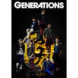 ジェネレーションズ(GENERATIONS)のGENERATIONS   アルバム(アイドルグッズ)
