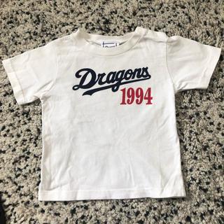 チュウニチドラゴンズ(中日ドラゴンズ)のドラゴンズ 応援 ベビー キッズ Tシャツ ドアラ(応援グッズ)
