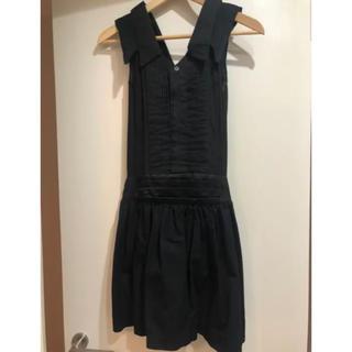 アンダーカバー(UNDERCOVER)のワンピース アンダーカバー スカート ドレス(ひざ丈ワンピース)