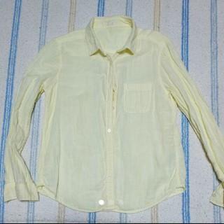 ジーユー(GU)のジーユー GU シャツ Sサイズ(シャツ/ブラウス(長袖/七分))