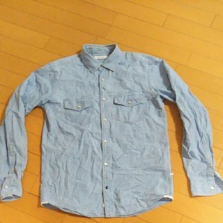 デラックス(DELUXE)のデラックス シャンブレーシャツ DELUXE(シャツ)