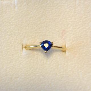 【最終お値下げ】カイヤナイト リング 10.5号(リング(指輪))